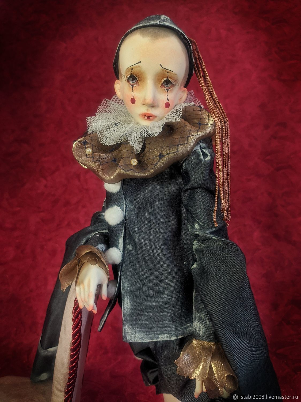 Марсель, Будуарная кукла, Кривой Рог,  Фото №1