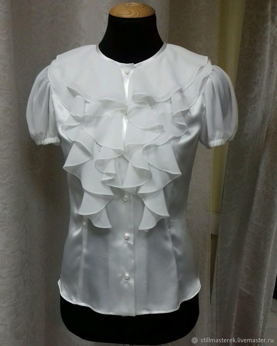 040b50e1333 Блузки ручной работы. Ярмарка Мастеров - ручная работа. Купить Блузка  нарядная . Handmade.