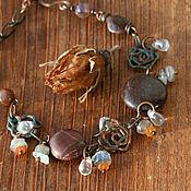 Украшения handmade. Livemaster - original item Vintage style bracelet