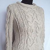 """Одежда ручной работы. Ярмарка Мастеров - ручная работа Пуловер """"Верона"""". Handmade."""