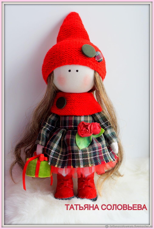 Куколка текстильная, Портретная кукла, Дзержинск,  Фото №1