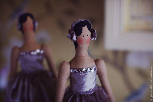 Куклы Тильды ручной работы. Ярмарка Мастеров - ручная работа. Купить Тильда Балерина. Handmade. Бежевый, ручная работа