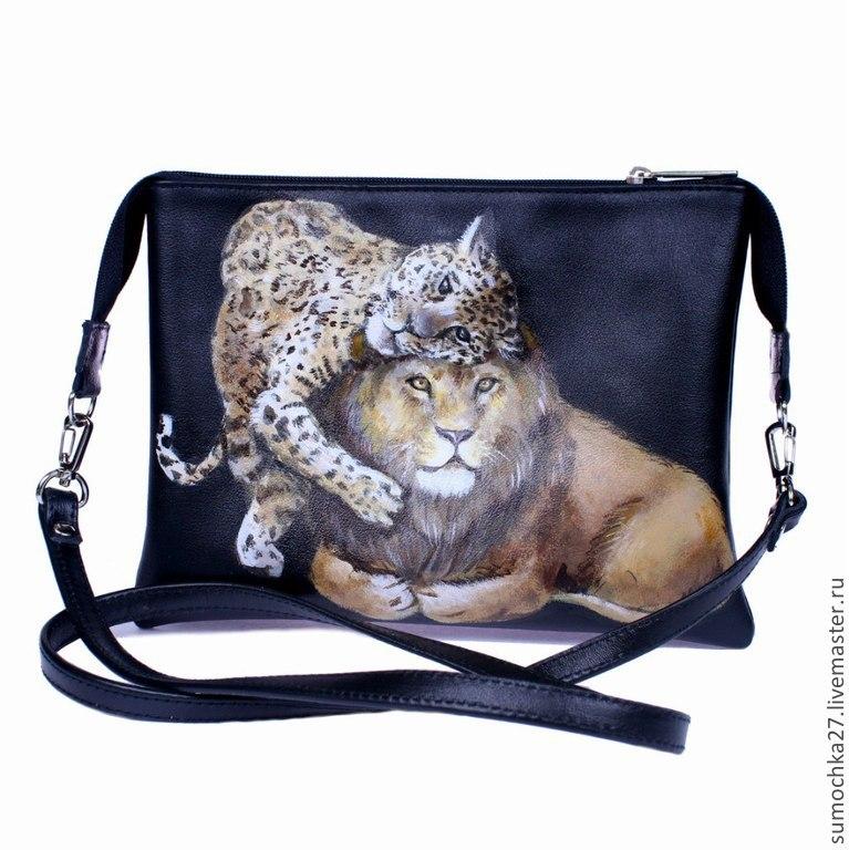 картинки животных в сумках