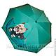 """Зонты ручной работы. Заказать Зонт с ручной росписью """"Йоркширский терьер"""". BelkaStyle -кеды, зонты, одежда. Ярмарка Мастеров. Зонтик"""
