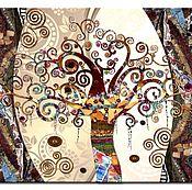 Картины и панно handmade. Livemaster - original item Fabulous tree. Handmade.