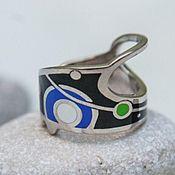 Украшения handmade. Livemaster - original item `Infusoria` Ring. Handmade.