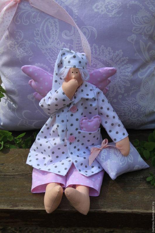 Куклы Тильды ручной работы. Ярмарка Мастеров - ручная работа. Купить Ангелочек снов. Handmade. Ангел, тильда кукла, кукла