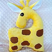 Игрушки ручной работы. Ярмарка Мастеров - ручная работа Жираф Жора. Handmade.