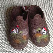"""Обувь ручной работы. Ярмарка Мастеров - ручная работа """"Моя Германия"""")). Handmade."""