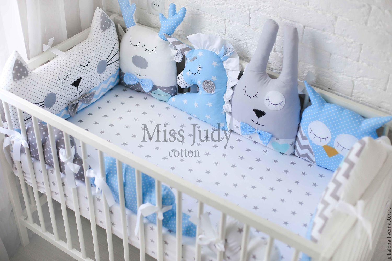 Выкройки бортики на детскую кроватку своими руками выкройки