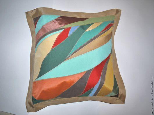 Текстиль, ковры ручной работы. Ярмарка Мастеров - ручная работа. Купить наволочка по мотивам любой моей картины. Handmade. Подарок