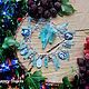 """Комплект украшений """"Гарри Поттер"""" мятный голубой с кристаллами, Jewelry Sets, Elektrostal, Фото №1"""