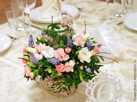 Свадебные цветы ручной работы. Ярмарка Мастеров - ручная работа. Купить Оформление свадьбы в стиле Алиса в стране чудес. Handmade.