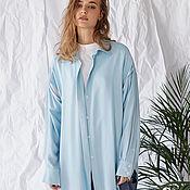 Одежда handmade. Livemaster - original item Shirt with a slotted sleeve. Handmade.
