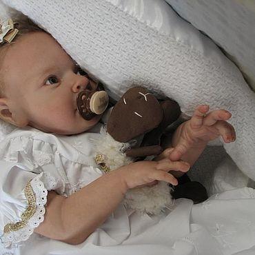 Куклы и игрушки ручной работы. Ярмарка Мастеров - ручная работа Куклы:Малыш тодлер в технике реборн. Handmade.