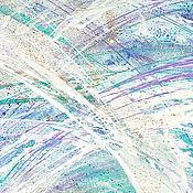 Картины и панно handmade. Livemaster - original item Albus. Buy abstract paintings contemporary art paintings for sale blue. Handmade.