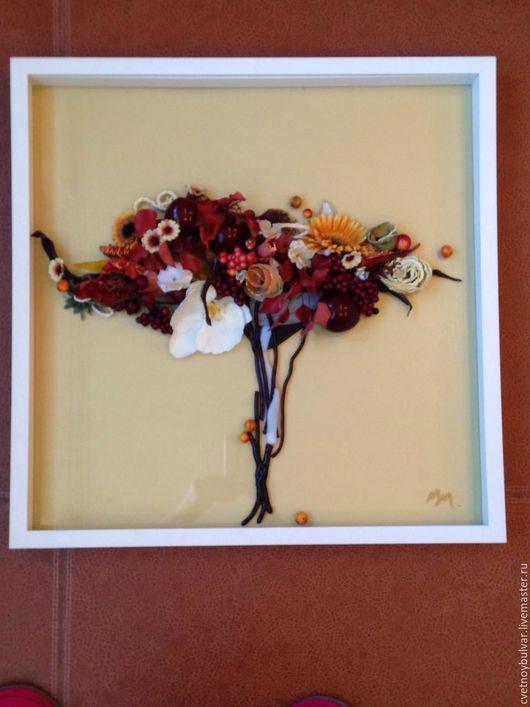 Картины цветов ручной работы. Ярмарка Мастеров - ручная работа. Купить Натюрморт. Handmade. Комбинированный, интерьерная композиция, флористика