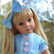 Куклы и игрушки ручной работы. Ярмарка Мастеров - ручная работа Платье для куклы Готц. Handmade.