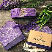 Мыло ручной работы. Ярмарка Мастеров - ручная работа Натуральное мыло с нуля Provence. Handmade.