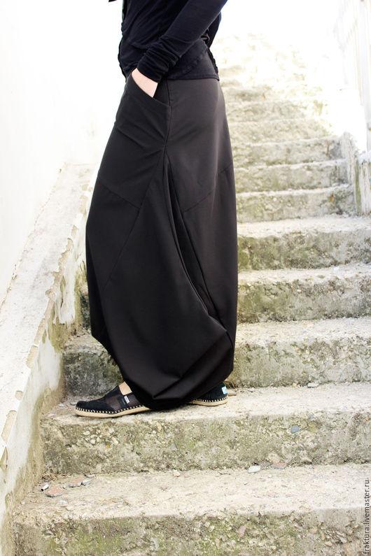 """Юбки ручной работы. Ярмарка Мастеров - ручная работа. Купить Юбка """"Simple Style"""" S0007. Handmade. Юбка, юбка макси"""