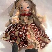 Куклы и игрушки ручной работы. Ярмарка Мастеров - ручная работа Акулина. Handmade.