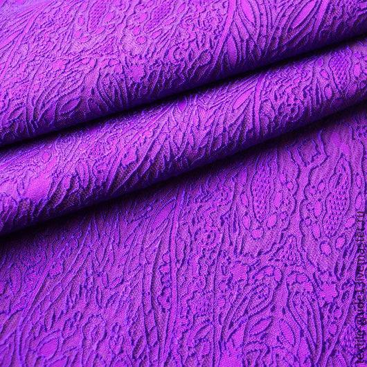 9030261. Цвет жаккарда фиолетовый.
