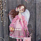 Куклы и игрушки ручной работы. Ярмарка Мастеров - ручная работа Ангел – хранитель «Ключик от сердца». Handmade.