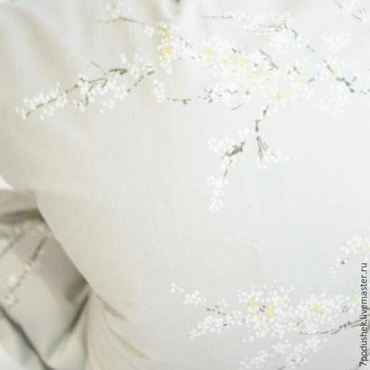 Текстиль, ковры ручной работы. Ярмарка Мастеров - ручная работа. Купить Постельное белье сатин люкс Цветение весной. Handmade.