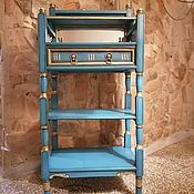 Для дома и интерьера handmade. Livemaster - original item Dressers: Restyling of the bookcase. Solid wood, dating 50 50 g Italy.. Handmade.