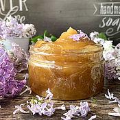 Косметика ручной работы handmade. Livemaster - original item Soft natural soap Lilac. Handmade.
