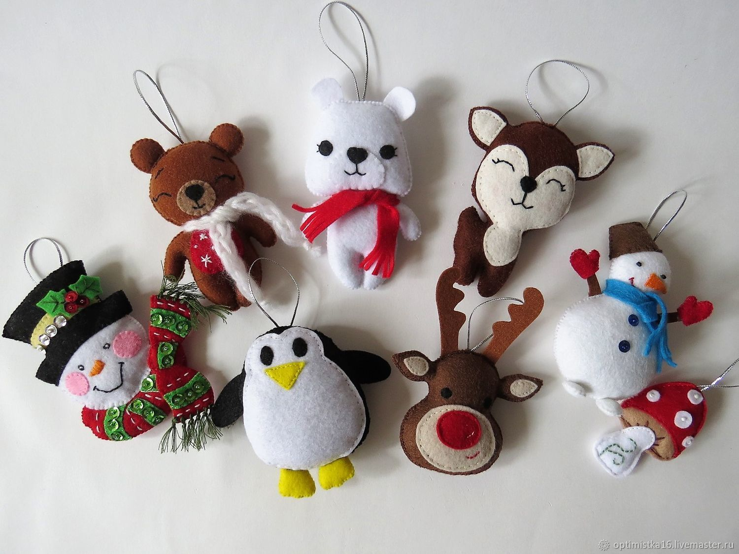 order new years toys on the christmas tree christmas toys on
