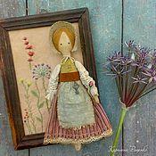 Куклы и игрушки ручной работы. Ярмарка Мастеров - ручная работа Дикие травы. Handmade.