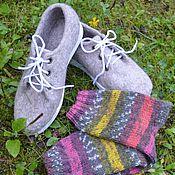 Обувь ручной работы handmade. Livemaster - original item Krassovki women.. Handmade.