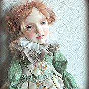 Куклы и игрушки ручной работы. Ярмарка Мастеров - ручная работа Кукла Паолина. Handmade.