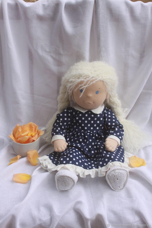 Игровая текстильная кукла, Вальдорфские куклы и звери, Севастополь,  Фото №1