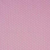 Материалы для творчества ручной работы. Ярмарка Мастеров - ручная работа Ткань Хлопок Сатин Саржа Китай Пшено Розовое. Handmade.