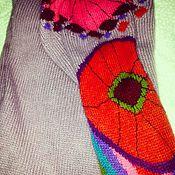 """Одежда ручной работы. Ярмарка Мастеров - ручная работа свитер  """"Радуга - 2"""". Handmade."""
