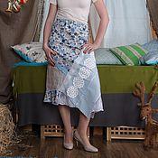 Одежда handmade. Livemaster - original item - 25% Skirt Bohemian