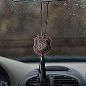 Сувениры и подарки ручной работы. Ярмарка Мастеров - ручная работа Подвеска NHL в машину. Handmade.