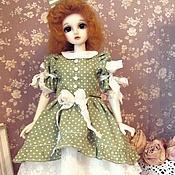 Куклы и игрушки ручной работы. Ярмарка Мастеров - ручная работа Аутфит для куклы БЖД (MCD)  №35. Handmade.