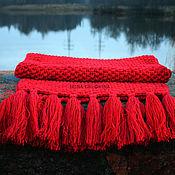 Аксессуары handmade. Livemaster - original item Scarf-carpet. Handmade.