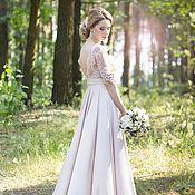 Свадебный салон ручной работы. Ярмарка Мастеров - ручная работа Свадебное платье Армани. Handmade.