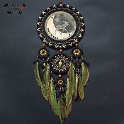 Фен-шуй и эзотерика handmade. Livemaster - original item Dream catcher