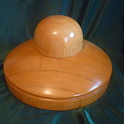 Материалы для творчества handmade. Livemaster - original item HAT WITH LARGE BRIM. Handmade.