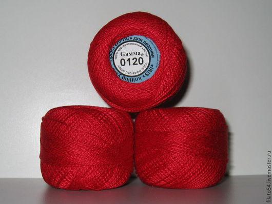 Цвет 0120 (красный)-8 шт