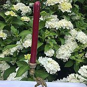 Винтаж handmade. Livemaster - original item Candlestick