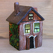 Для дома и интерьера handmade. Livemaster - original item HOUSES: Interior house handmade from wood