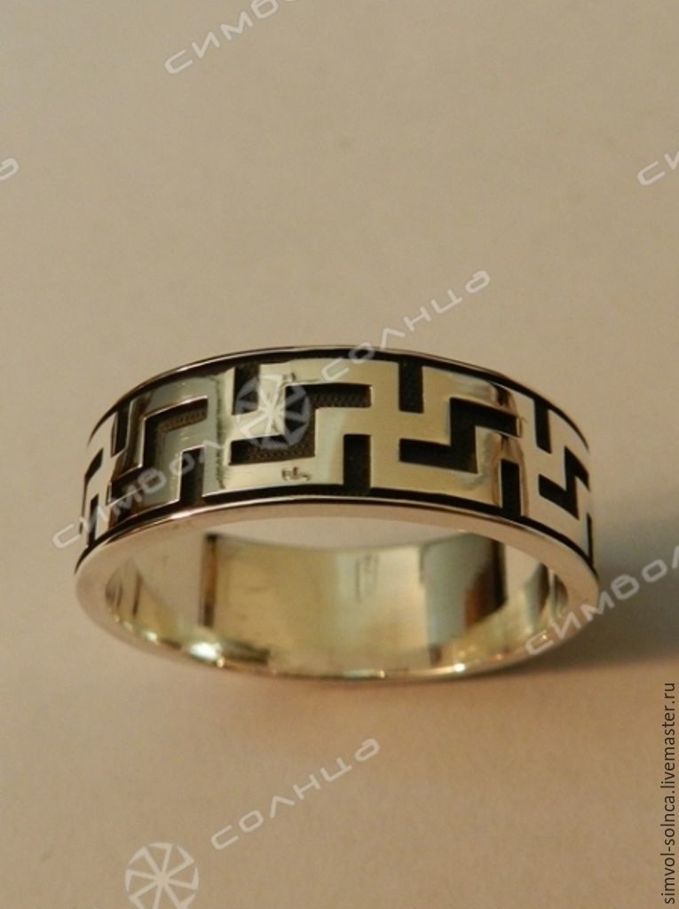 Ring ligature of well-being, Folk decorations, Sochi,  Фото №1