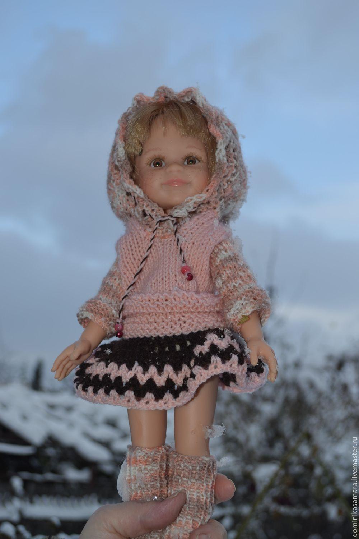 Гетры для куклы