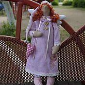 Куклы и игрушки ручной работы. Ярмарка Мастеров - ручная работа Сонный ангел, Варвара. Handmade.